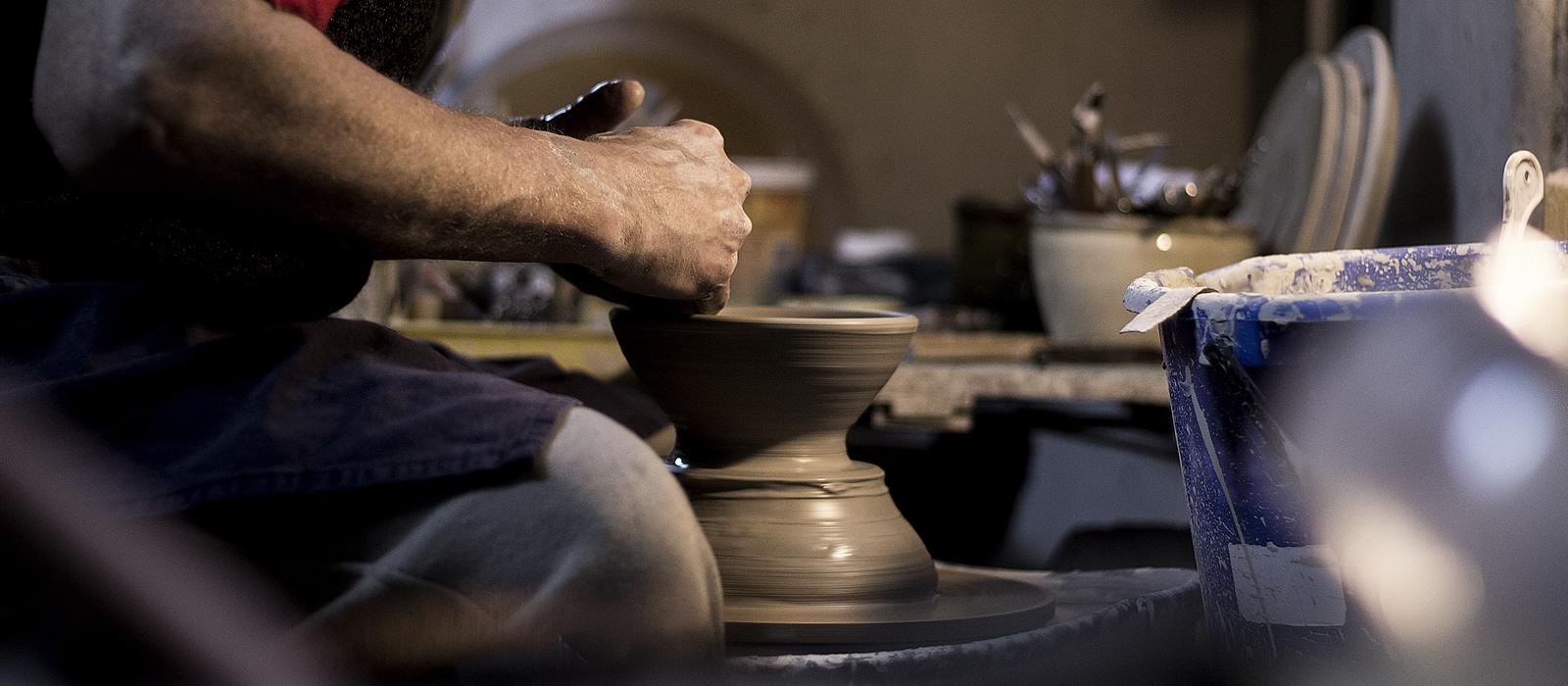 Resultado de imagen para Barrorodado: Taller de alfarería y cerámica